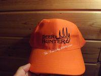 Hat Deer Hunter with Horns