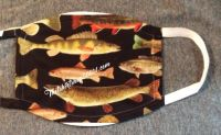 Mask Fishing Fish over the ear No elastic