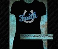 Faith Horseshoe V