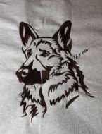 German Shephard T-Shirt